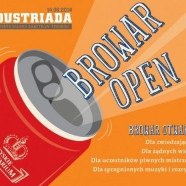 Industriada 2014: Browar open!