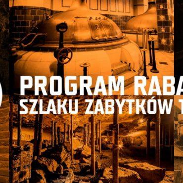 Program rabatowy Szlaku Zabytków Techniki